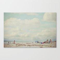 summer days... Canvas Print