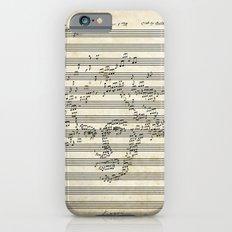 Beethoven Slim Case iPhone 6s