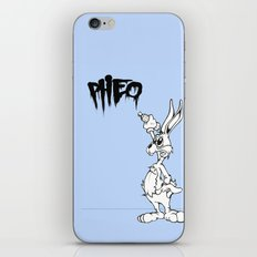 pheo tag  iPhone & iPod Skin