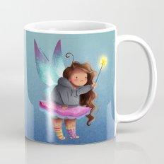the lazy fairy godmother Mug