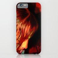 iPhone & iPod Case featuring 3 Melissas by Karen Herman Jacquez