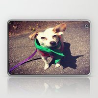 Blanca Boo To The Rescue Laptop & iPad Skin
