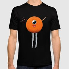Eye Spy Mens Fitted Tee Black SMALL