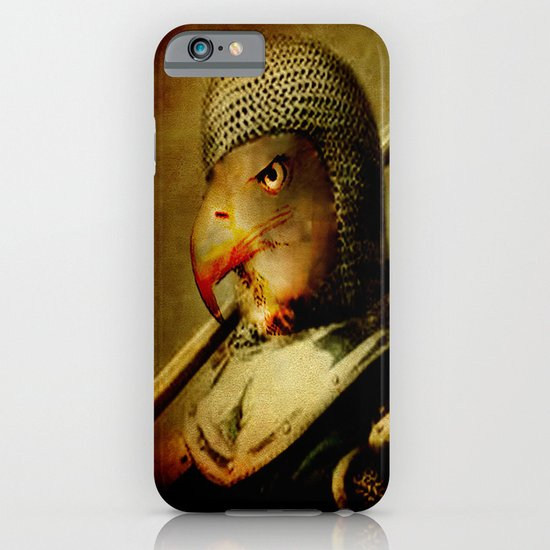 The eagle knight iPhone & iPod Case