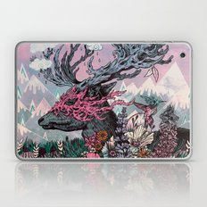 Journeying Spirit (deer) sunset Laptop & iPad Skin