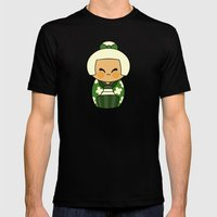 Kokeshi Hisui Mens Fitted Tee Black SMALL