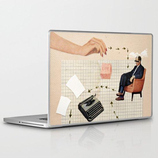 Claire Laptop & iPad Skin
