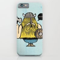Pillage And Plunder iPhone 6 Slim Case