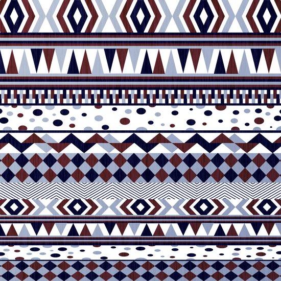 Tribal Vibe Canvas Print