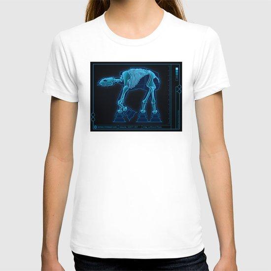 At-At Anatomy T-shirt