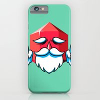 iPhone & iPod Case featuring Game Master by Terry Mack