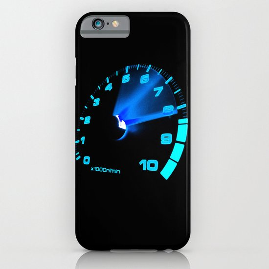 REV COUNTER iPhone & iPod Case