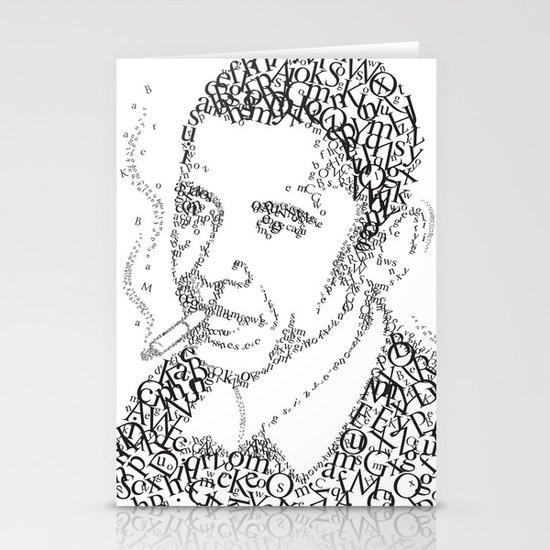 obama times Stationery Card