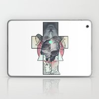 Destenies Cross Laptop & iPad Skin
