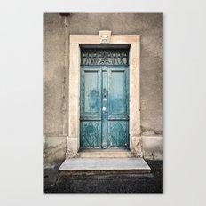 Porte N°372 Canvas Print