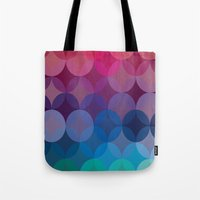 The Patterns Tote Bag