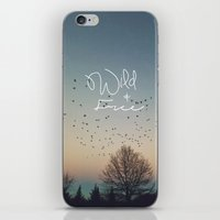 WildandFree iPhone & iPod Skin