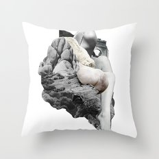 Rome by Zabu Stewart Throw Pillow