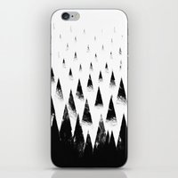 Black Hills iPhone & iPod Skin
