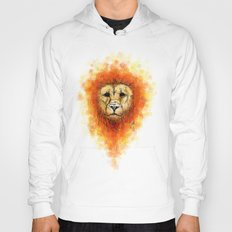 Gesture Lion with Mane Hoody