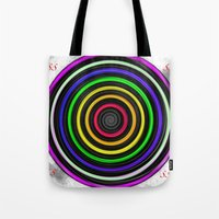 Sacred-Symmetry: Tunnel … Tote Bag
