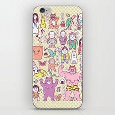 Mukashi-Banashi / Japane… iPhone & iPod Skin