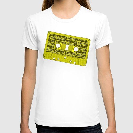 Caution Tape T-shirt