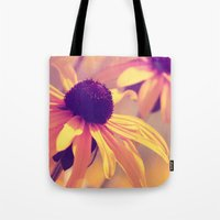 Yellow Flower - Rudbeckia Tote Bag