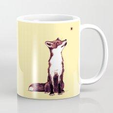 Brown Fox Looks at Thing Mug