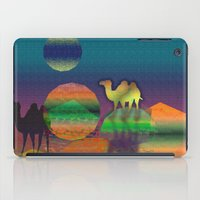 Pop Camel iPad Case