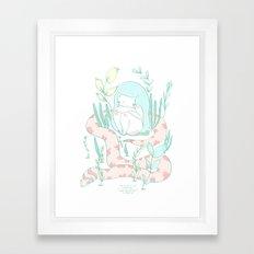 BITTERSWEET Framed Art Print
