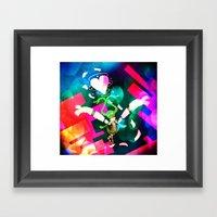 Geluhn Framed Art Print