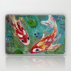 Koi Pond 2 Laptop & iPad Skin