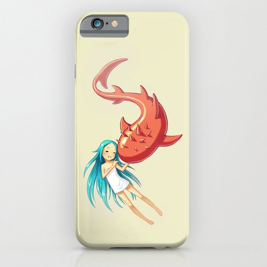 Red Whale iPhone & iPod Case