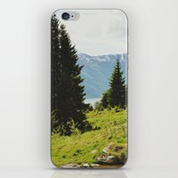 The Forest And The Fjord… iPhone & iPod Skin