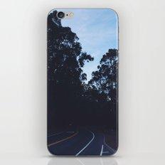 Somewhere Sausalito. iPhone & iPod Skin