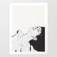 Roxy Art Print