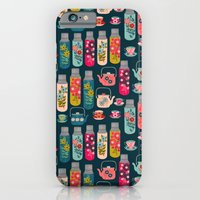 Vintage Thermos - Teacups and Teapots by Andrea Lauren iPhone 6 Slim Case