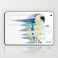 Remix Emperor Penguins Laptop & iPad Skin