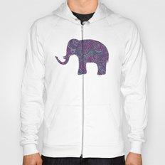 Paisley Elephant Hoody