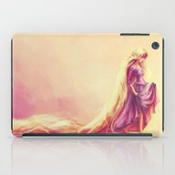 iPad Case featuring Gilded by Alice X. Zhang