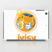 Juicy Orange iPad Case
