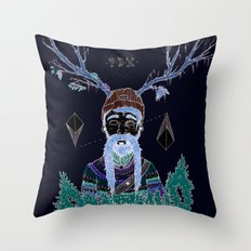 PORTLAND I Throw Pillow
