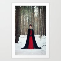 Northerly Art Print