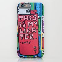 this is my lighter iPhone 6 Slim Case