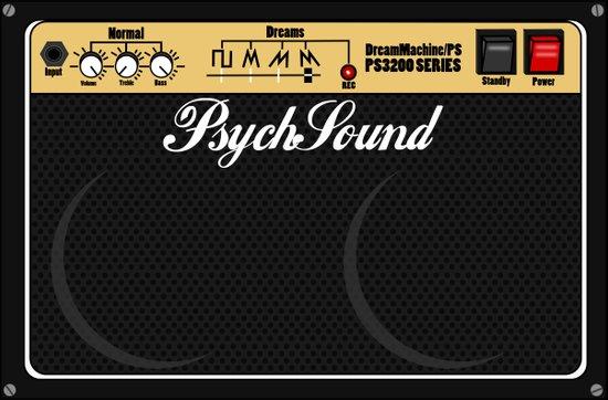 PsychSound Art Print