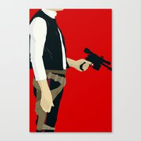 Don't Ever Tell Me The O… Canvas Print