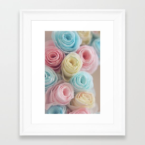 Spring into Life Framed Art Print