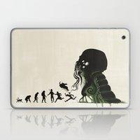 Lovecraftian Darwinism Laptop & iPad Skin