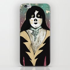 Poster The Great Peter Criss iPhone & iPod Skin